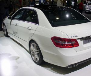 Mercedes-Benz E 350 photo 2