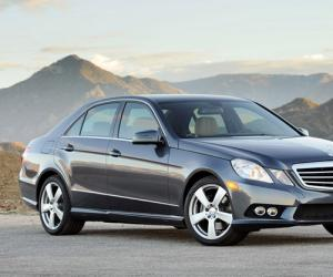 Mercedes-Benz E 350 photo 6