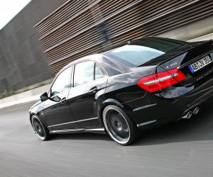Mercedes-Benz E 350 photo 12