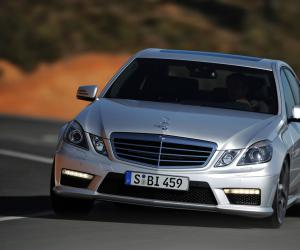 Mercedes-Benz E 63 AMG photo 1