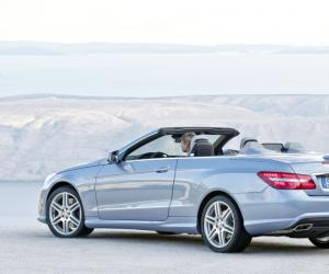Mercedes-Benz E-Klasse Cabrio photo 1