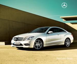 Mercedes-Benz E-Klasse Coupe photo 2