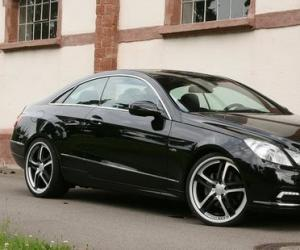 Mercedes-Benz E-Klasse Coupe photo 6