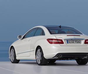 Mercedes-Benz E-Klasse Coupe photo 8