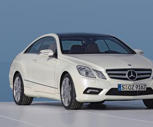 Mercedes-Benz E-Klasse Coupe photo 9