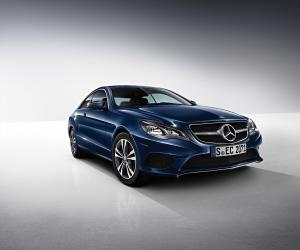 Mercedes-Benz E-Klasse Coupe photo 14