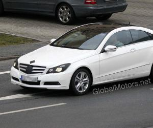 Mercedes-Benz E-Klasse Coupe photo 15