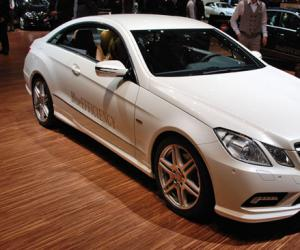 Mercedes-Benz E-Klasse Coupe photo 16