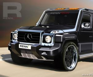 Mercedes-Benz G-Klasse photo 2