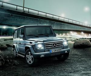 Mercedes-Benz G-Klasse photo 5