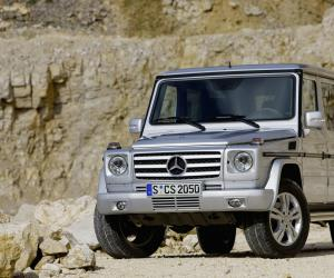 Mercedes-Benz G-Klasse photo 6