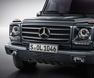 Mercedes-Benz G-Klasse photo 8