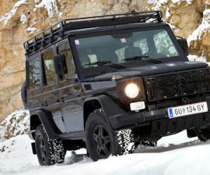 Mercedes-Benz G-Klasse photo 9