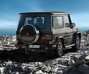 Mercedes-Benz G-Klasse photo 13