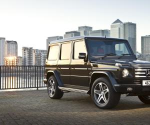 Mercedes-Benz G-Klasse photo 14