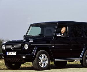 Mercedes-Benz G-Klasse photo 16
