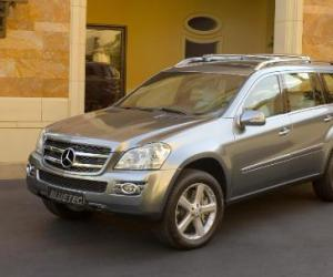 Mercedes-Benz GL 320 CDI photo 4