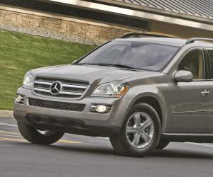 Mercedes-Benz GL 320 CDI photo 5
