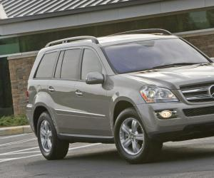 Mercedes-Benz GL 320 CDI photo 7