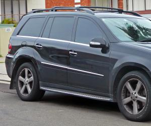 Mercedes-Benz GL 320 CDI photo 8