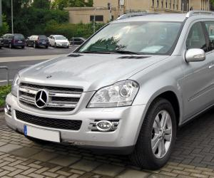 Mercedes-Benz GL 320 CDI photo 9