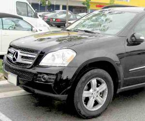 Mercedes-Benz GL 320 CDI photo 14