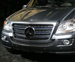 Mercedes-Benz GL 420 Bluetec photo 5