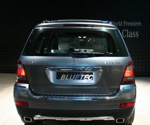 Mercedes-Benz GL 420 Bluetec photo 6