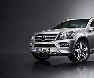 Mercedes-Benz GL 420 Bluetec photo 8