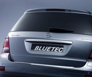 Mercedes-Benz GL 420 Bluetec photo 9