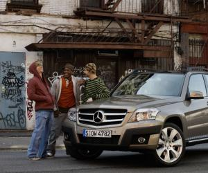Mercedes-Benz GLK photo 1