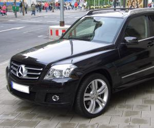 Mercedes-Benz GLK photo 3