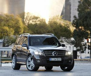 Mercedes-Benz GLK photo 4