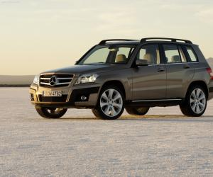 Mercedes-Benz GLK photo 5