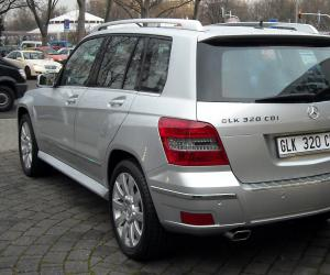 Mercedes-Benz GLK photo 6
