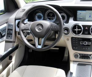Mercedes-Benz GLK photo 7