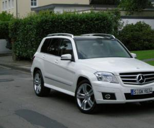 Mercedes-Benz GLK photo 8