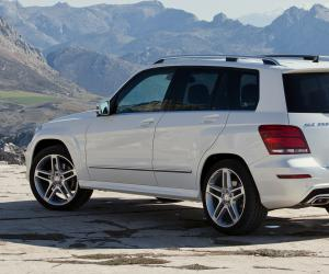 Mercedes-Benz GLK photo 9