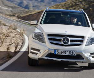 Mercedes-Benz GLK photo 11