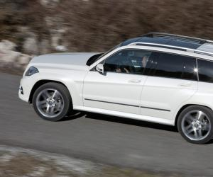 Mercedes-Benz GLK photo 12