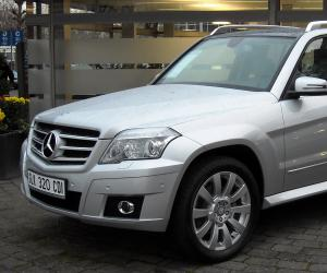 Mercedes-Benz GLK photo 13