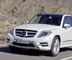 Mercedes-Benz GLK photo 14