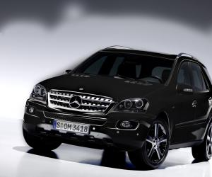 Mercedes-Benz ML 320 CDI photo 5