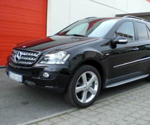 Mercedes-Benz ML 320 CDI photo 6