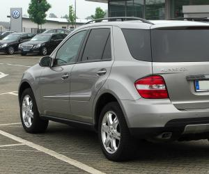 Mercedes-Benz ML 320 CDI photo 8
