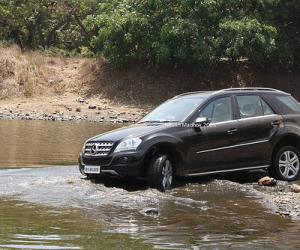 Mercedes-Benz ML 320 CDI photo 9
