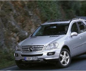 Mercedes-Benz ML 320 CDI photo 12