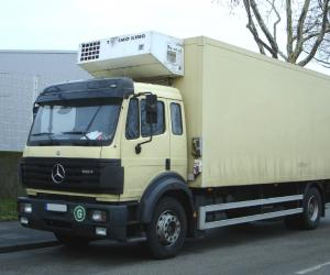 Mercedes-Benz SK photo 1