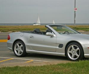 Mercedes-Benz SL 500 photo 1