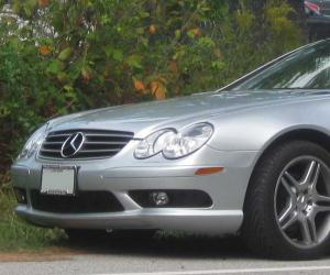 Mercedes-Benz SL 500 photo 2